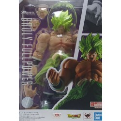 Bandai S.H.Figuarts Dragon Ball Super Saiyan Broly Full Power