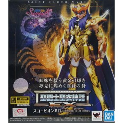 Bandai 聖衣神話EX 天蠍座米羅 聖鬥少女翔 Color Edition 日版