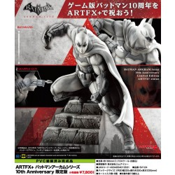 Kotobukiya ARTFX+ DC Universe Batman Arkham Series 10th Anniversary 1/10 Batman Limited Edition