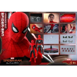Hot Toys Spider-Man: Far from Home 1/6 Scale Spider-Man (Upgraded Suit)