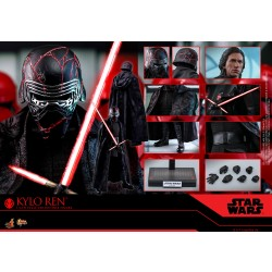 Hot Toys Star Wars: The Rise of Skywalker 1/6 Scale Kylo Ren