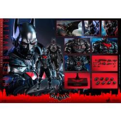 Hot Toys 蝙蝠俠:阿卡漢騎士 1:6比例 Batman Beyond