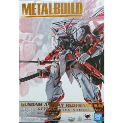 Bandai Metal Build 迷惘高達 紅色機改 (Alternative Strike Ver.)