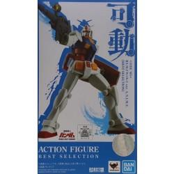 Bandai Robot 魂 < Side MS > RX-78-2 高達 Ver. A.N.I.M.E. [Best Selection]