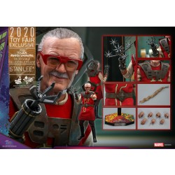 Hot Toys 2020 Toy Fair Exclusive 1/6 Scale Thor: Ragnarok Stan Lee
