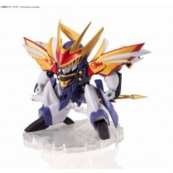 萬代 魔神英雄傳 Nxedge Style [Mashin Unit] 聖龍丸