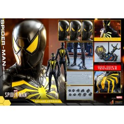 Hot Toys Marvel's Spider-Man 1/6 Scale Spider-Man Anti-Ock Suit Deluxe Version