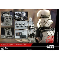 Hot Toys Rogue One: A Star Wars Story 1/6 Scale Assault Tank Commander