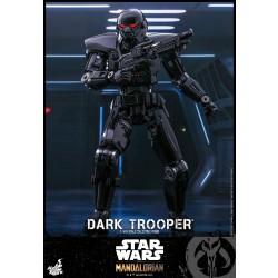 Hot Toys Star Wars: The Mandalorian 1/6 Scale Dark Trooper