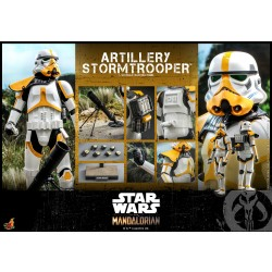 Hot Toys Star Wars: The Mandalorian 1/6 Scale Artillery Stormtrooper