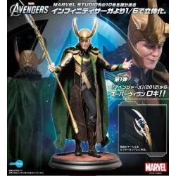 Kotobukiya ARTFX Marvel Universe Avengers Movie 1/6 Scale Loki