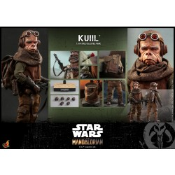 Hot Toys Star Wars: The Mandalorian 1/6 Scale Kuiil