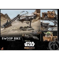 Hot Toys The Mandalorian 1/6 Scale Swoop Bike