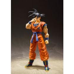 Bandai S.H.Figuarts Son Goku -The Saiyan Grew Up on Earth-