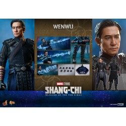 Hot Toys Shang-Chi and the Legend of the Ten Rings 1/6 Scale Wenwu