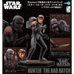 壽屋 Star Wars Bad Batch Hunter ARTFX 1/7 The Bad Batch