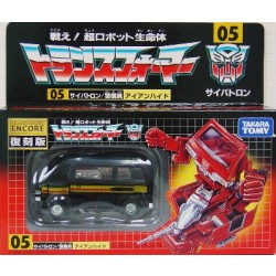 Transformers e-Hobby Encore Ironhide Protecting Black Japan Version  (FREE Shipping)