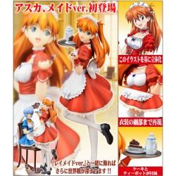 Evangelion Soryu Asuka Langley Maid Ver. 1/7 Scale