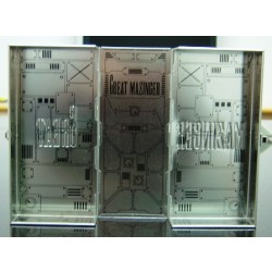 Soul of Chogokin Metal Base for GX-02R Great Mazinger