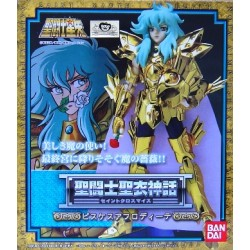Saint Cloth Myth Gold Saint Pisces Aphrodite Japan version