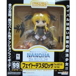 Nendoroid Fate Testarossa The MOVIE 1st Ver.