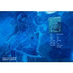 Saint Cloth Myth Khrisna Chrysaor Old Metal Plate
