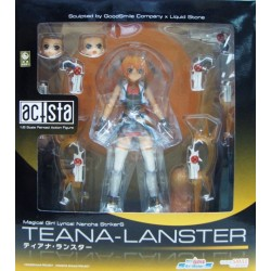 actsta Lyrical Nanoha StrikerS Teana Lanster 1/8 Scale