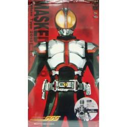 MediCom Real Action Heroes RAH No. 492 Deluxe Type 2010 Masked Rider 555 Faiz
