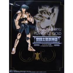 Toei Animation Limited Saint Cloth Myth Dragon Shiryu Power of Gold Ver.