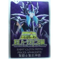 Saint Cloth Myth Pisces Aphrodite Surplice Ver. metal plate