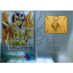 Saint Seiya Myth Cloth Phoenix Ikki God Cloth new metal plate