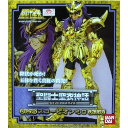 Saint Cloth Myth Gold Saint Scorpio Milo HK ver.