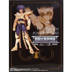 Toei Animation Limited Saint Cloth Myth Phoenix Ikki Power of Gold Ver.