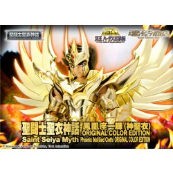 Saint Cloth Myth Phoenix Ikki God Cloth Original Color Edition- HK ver