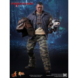 Hot Toys Predators 1/6 Scale Noland (FREE shipping)