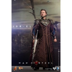 Hot Toys Man of Steel 1/6 Scale Jor-El (FREE shipping)