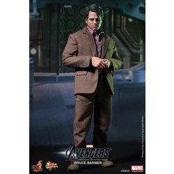 Hot Toys The Avengers 1/6 scale Bruce Banner (FREE shipping)