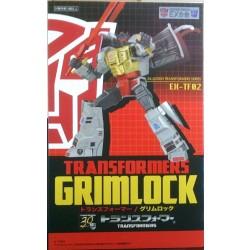 Fewture EX Gokin Transformers Dinobot Commander Grimlock (FREE Shipping)