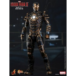 Hot Toys Iron Man 3 1/6 Scale Mark 41 (XLI) Bones (FREE shipping)