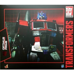 Hot Toys The Transformers Generation 1 Optimus Prime Starscream Version  (FREE Shipping)