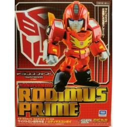 Action Toys ES Gokin ES-TF02 Transformers Cybertron Commander Rodimus Prime