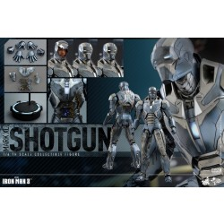 Hot Toys Iron Man 3: 1/6 Mark 40 (XL) Shotgun (FREE shipping)