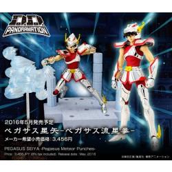 D.D.Panoramation Pegasus Seiya -Pegasus Meteor Fist-