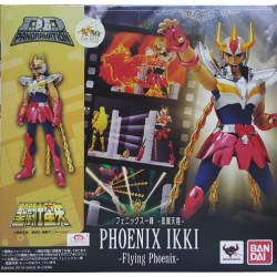 D.D.Panoramation Phoenix Ikki -Flaming Wing Takes Off-