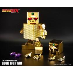 Action Toys ES Gokin DX Gold Lightan 24K plated version