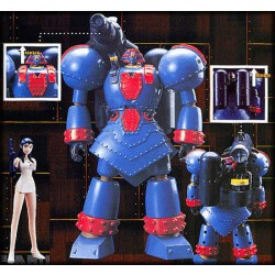 Yamato Giant Robo Rocket Bazooka Version