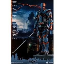 Hot Toys VGM Batman: Arkham Origins 1/6 Scale Deathstroke