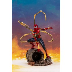 Kotobukiya ARTFX+ Marvel Universe 1/10 Iron Spider -Infinite War-