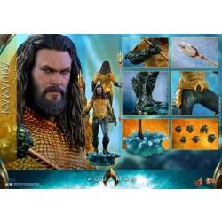 Hot Toys Aquaman 1/6 Scale Aquaman