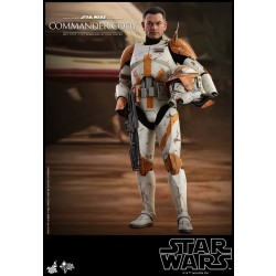 Hot Toys Star Wars Episode III Revenge of the Sith 1/6 Scale Commander Cody